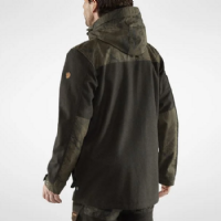 Fjallraven Varmland Wool Jacket - Deep Forest